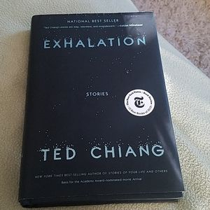book Other - Exhalation by Ted Chiang